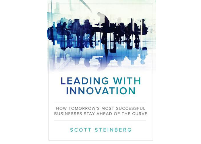 LEADING WITH INNOVATION: How Tomorrow's Most Successful Businesses Stay Ahead of the Curve (Downloadable eBook)