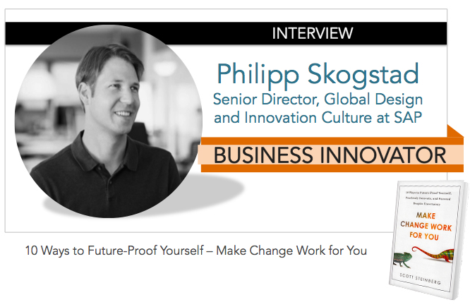 Interview: Philipp Skogstad [BUSINESS INNOVATOR]
